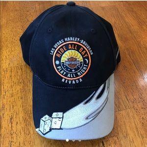Las Vegas Harley Davidson Hat